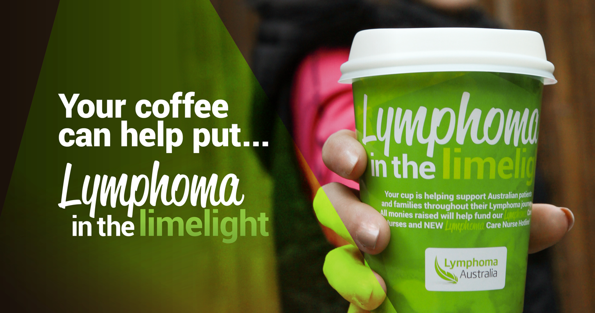 Coffee campaign Lymphoma