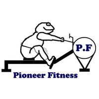 Pioneer fitness square logo